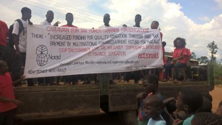 ACTION AID CARAVAN 3