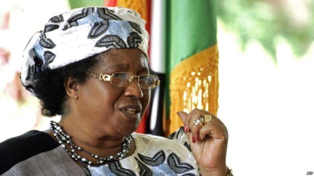 Joyce Banda Politics Malawi