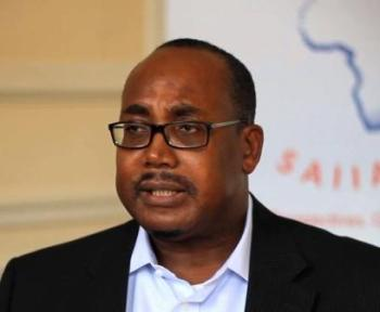 Dr. Kojo Busia