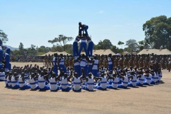 police training school