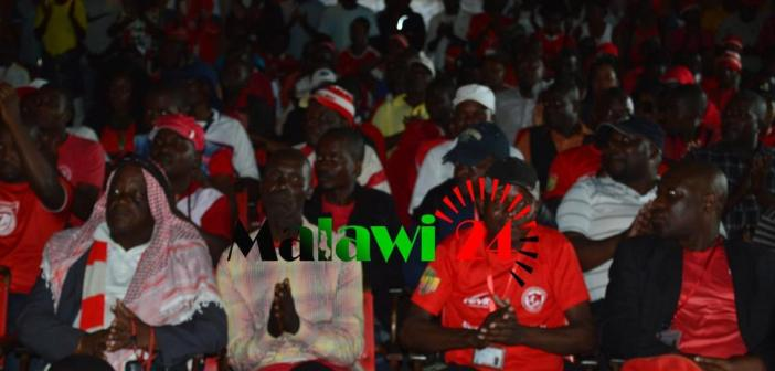 Nyasa Big Bullets supporters