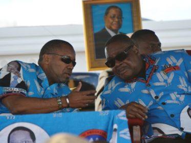 Saulos Chilima, Peter Mutharika