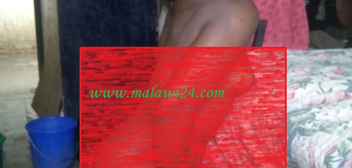Malawi Police Officer leaked nude