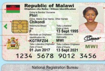 National ID Malawi