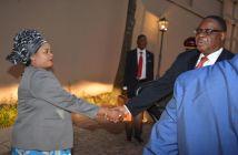 Patricia-Kaliati, Peter Mutharika