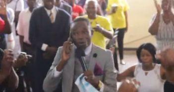 Pastor Paul Sanyangore