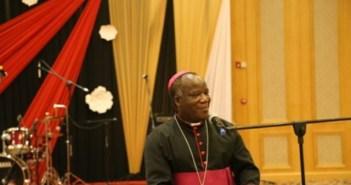 Bishop Thomas Luke Msusa