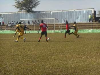 Kamuzu Barracks, Blantyre United