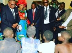 7 children die in stampede Malawi