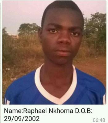 Raphael Nkhoma