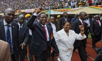 Mnangagwa Zimbabwe President