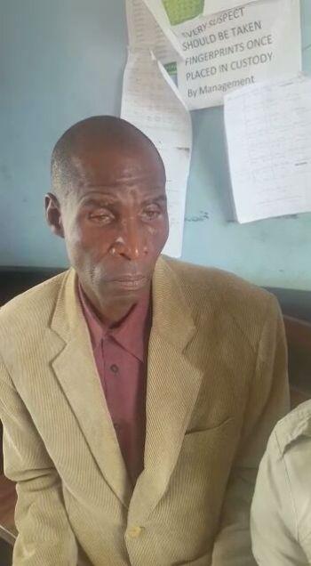 former AFORD Central Region Chairperson Nicholas Kamoto