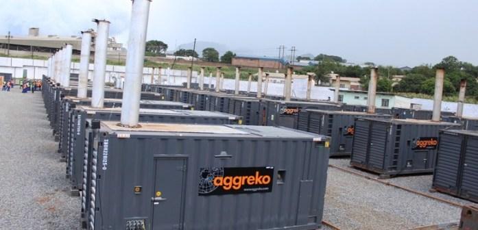 55 MW generators Malawi