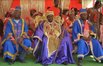 attack on paramount Chief Kawinga