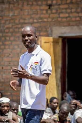 Bruce Tambwali