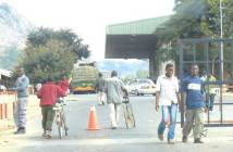 Mwanza border