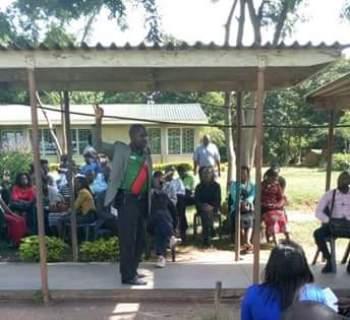 Lilongwe girls