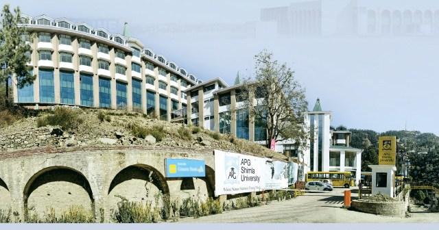 Shimla University