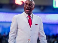 Bishop David Oyedepo Living Faith Church Worldwide