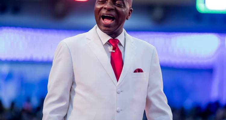 Bishop David Oyedepo Living Faith Church Worldwide