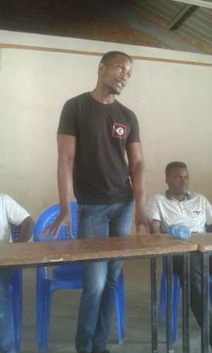 Fishani Mwagomba