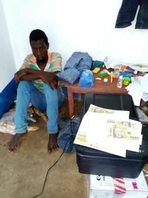 Fake money Malawi