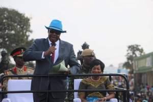 President Mutharika