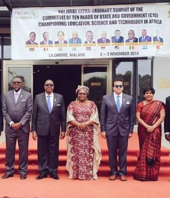 African Union Committee of Ten Heads of State and Government (C10
