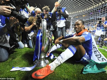 Chelsea Legend Lampard Drogba Terry