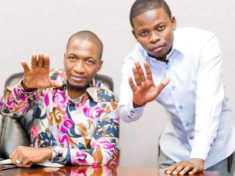 Prophet Uebert Angel and Prophet Bushiri