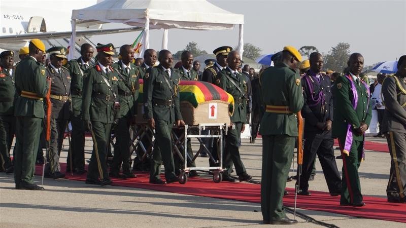 Robert Mugabe public viewing: Chaos erupts at Rufaro Stadium