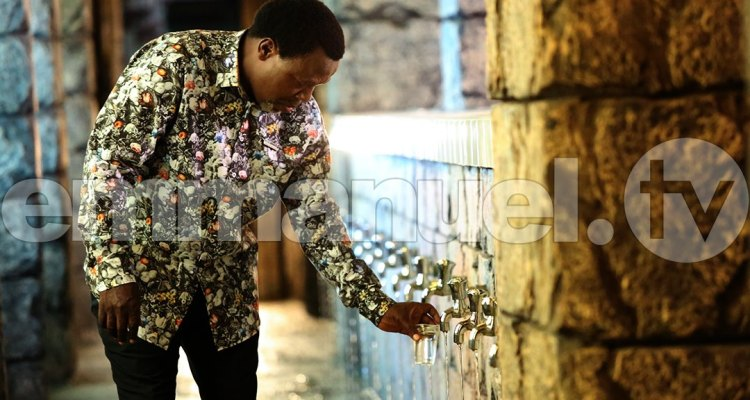 TB Joshua Living Water