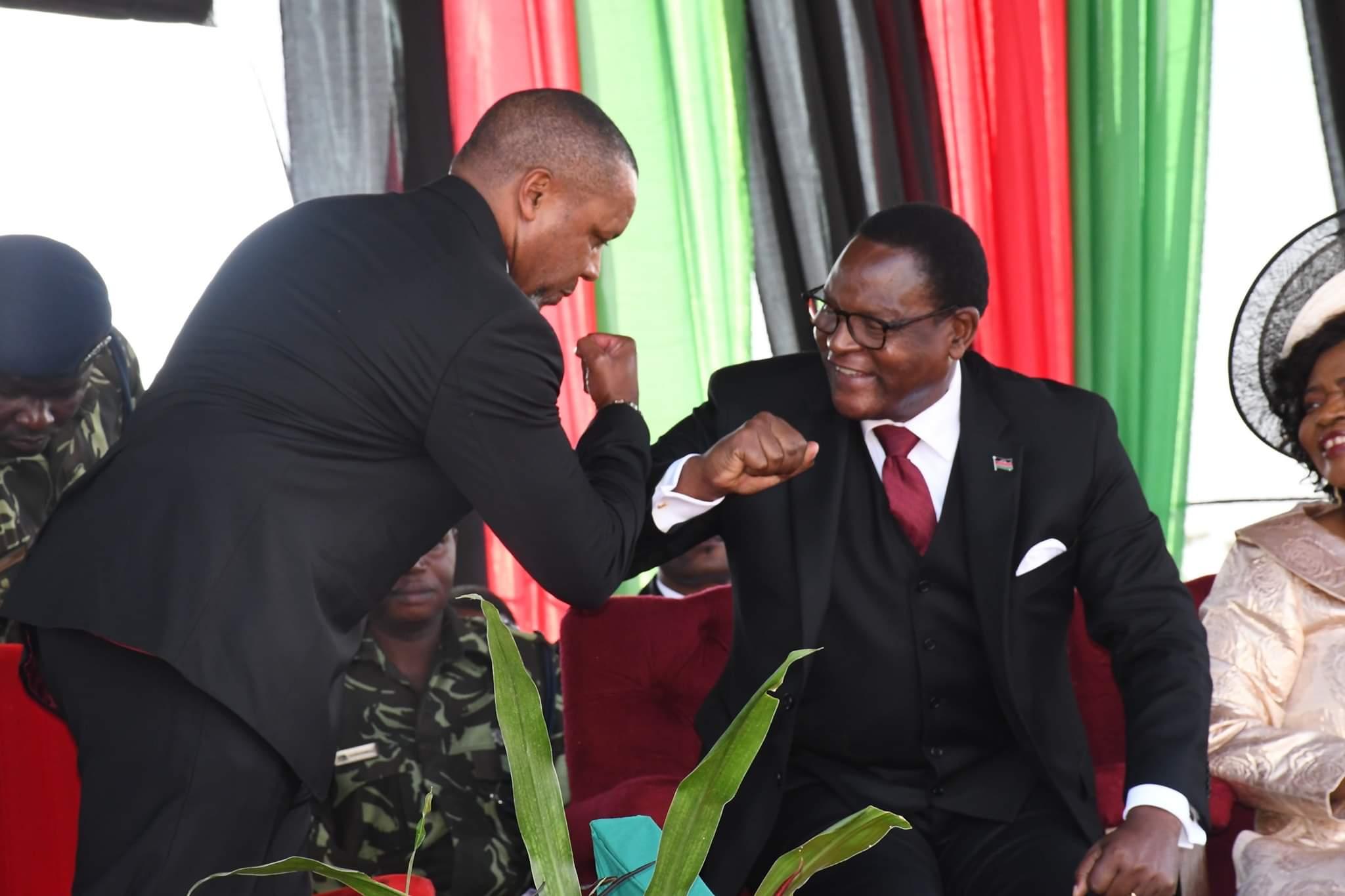 Chakwera not focusing on second term | Malawi 24 - Malawi news