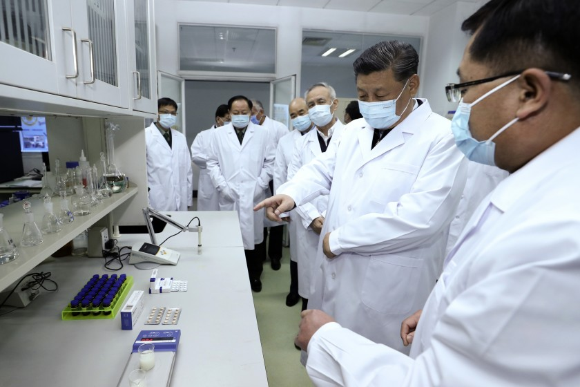 China deploys anal swabs to test for Covid-19