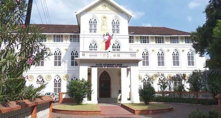Ernakulam-Angamaly Archdiocese land sale suspends    Bishop says Ernakulam-Angamaly Archdiocese has stopped selling land