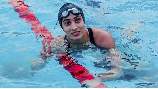 maana patel becomes the first indian female swimmer to qualify for tokyo olympics    Mana Patel becomes Olympic swimmer, India's first female swimmer