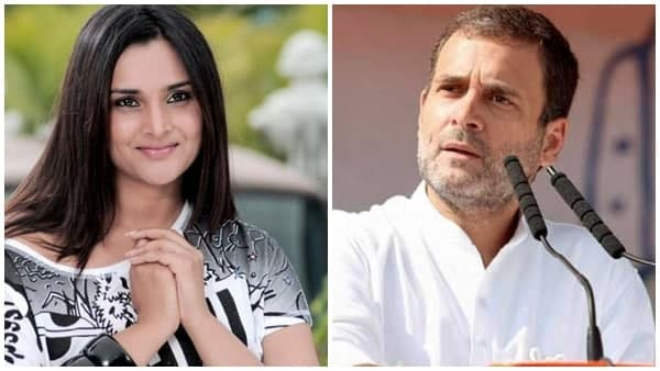 I cried that day, I was responsible for the situation that Rahul Gandhi faced;  Remya Spandana openly said