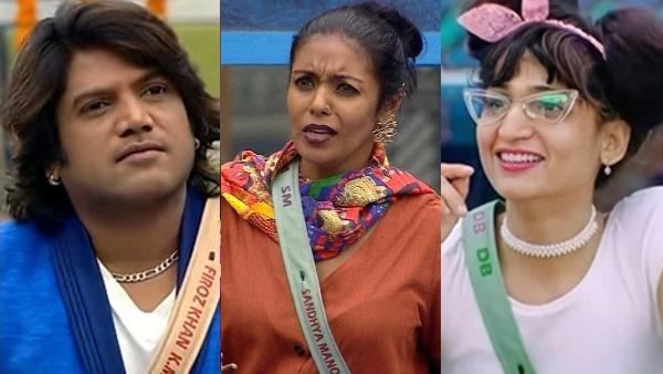 Bigg Boss Malayalam Season 3: Poli Firoz was just a beginning;  sandhya manoj's words go viral    Polly Feroz is just the beginning;  Discovered by Dimple: Sandhya Moj's words go viral