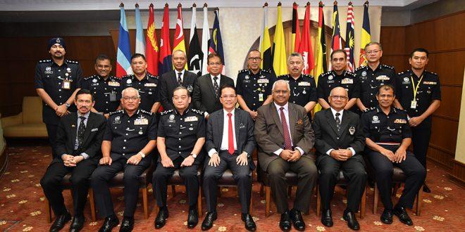Liew與IPCMC Bill – Malaysiakini的高層警察舉行了對話 – 馬來西亞