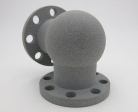 PA12 nylon grey