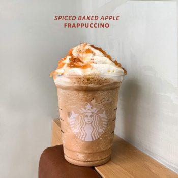 Starbucks Jolly Baked Apple bermula pada harga RM10 sahaja