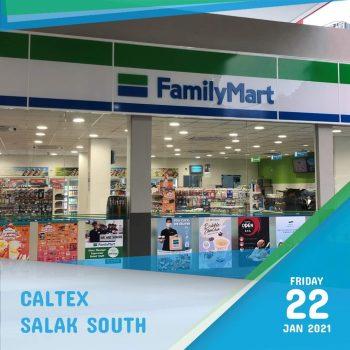 FamilyMart Sofuto Ice Cream Potongan Tambahan 25% @ Caltex Salak South