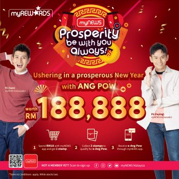 RM188,888 Nilai POW Ang Akan Dimenangi di myBARU!