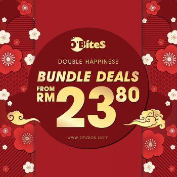 Tawaran Bundle O'BiteS dari RM23.80