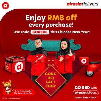 AirAsia Memberi Kod Promosi Diskaun Lebih RM8