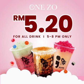 Promo One Zo Valentine's Day RM5.20