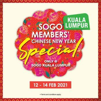 Kupon RM50 PERCUMA SOGO KL