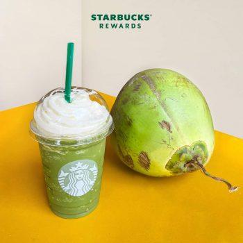 Minuman buatan tangan bersaiz Starbucks Grande pada HANYA Promosi RM13 Mei