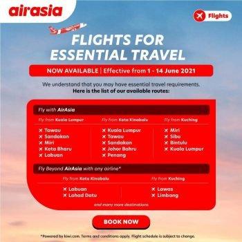Penerbangan AirAsia Untuk Perjalanan Penting