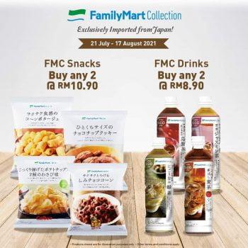 Promosi FamilyMart ONLINE Tambahan 20%